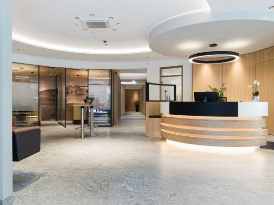 """""""Neubau Zentrale"""" Raiffeisenbank Oberpinzgau"""